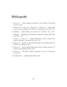 Fundamentele Informaticii - Pagina 1