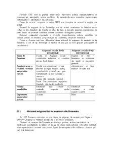 Sistemul de Asigurari de Sanatate din Romania vs Sistemul de Asigurari de Sanatate din Marea Britanie - Pagina 4