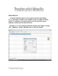 Proiect Informatica - Pagina 1