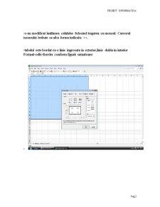 Proiect Informatica - Pagina 2