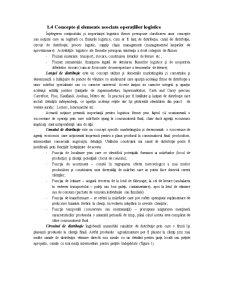 Logistica in Comert - Pagina 5