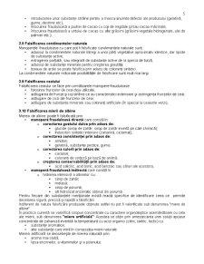 Manoperele Frauduloase Comise asupra Marfurilor Alimentare - Directii de Identificare si Prevenire - Pagina 5