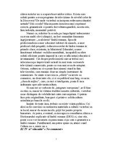 Ipoteze privind Impactul Emisiunilor Problematice - Pagina 3