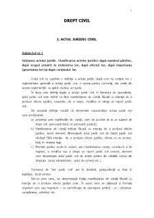 Curs Selectiv pentru Examenul de Definitivat pentru Notari Publici - Pagina 1