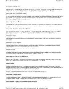 Retelele de Calculatoare - Pagina 2