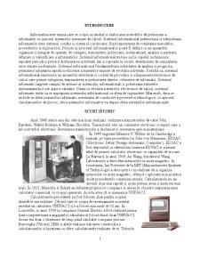 Informatica - Pagina 1
