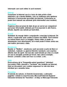 50 de Termeni Esentiali de Internet - Pagina 3