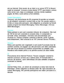50 de Termeni Esentiali de Internet - Pagina 5