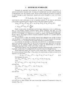 Sisteme de Numerație - Pagina 1