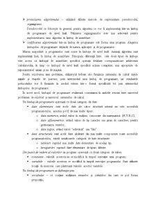 Limbaje de Programare - Pagina 2