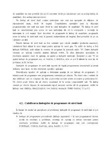 Limbaje de Programare - Pagina 4