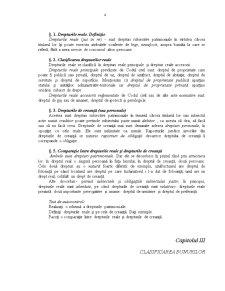 Drept Civil, Drepturi Reale - Pagina 4