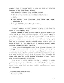 Plan de Afacere - SC E-zy SRL - Pagina 2