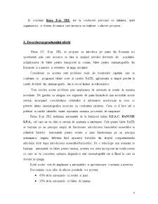 Plan de Afacere - SC E-zy SRL - Pagina 4