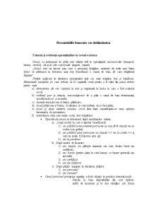 Economia Serviciilor Bancare - Pagina 1
