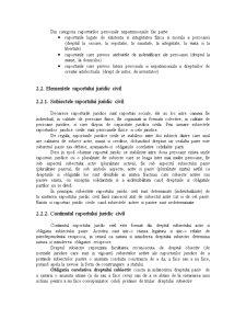 Teoria Generala a Dreptului Civil - Pagina 2