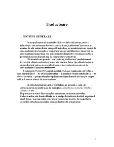 Traductoare Utilizate in Automatizari - Pagina 4