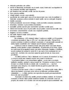 Orientarea Biologica in Teoria Cauzalitatii in Criminologie - Pagina 2
