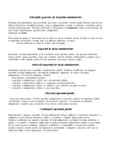 Drept Administrativ - Introducere în Drept Administrativ - Pagina 2