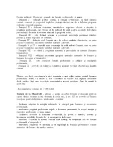 Formarea Profesională - Pagina 3