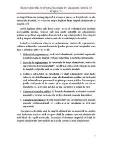 Raportul Juridic de Drept Administrativ și Raportul Juridic de Drept Civil - Pagina 3
