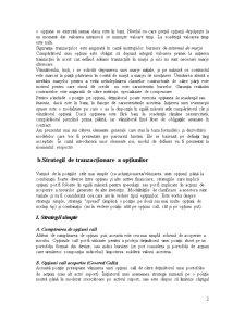 Strategii de Tranzacționare a Optiunilor - Pagina 2