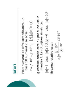 Metode Numerice - Pagina 5