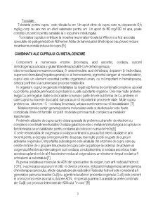Cuprul în Organismul Uman - Pagina 3