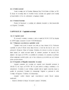 Proiect Economic - SC Geox Shop SA - Pagina 3