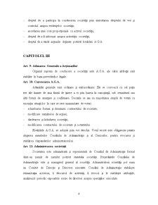 Proiect Economic - SC Geox Shop SA - Pagina 4