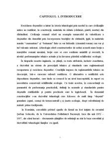 Valorificarea Superioara a Zgurilor din Siderurgie prin Obtinerea unui Liant Hidraulic de Tip Cimentoid - Pagina 1