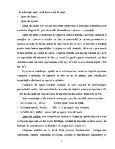 Valorificarea Superioara a Zgurilor din Siderurgie prin Obtinerea unui Liant Hidraulic de Tip Cimentoid - Pagina 2