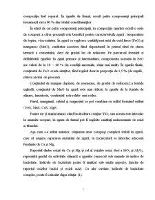 Valorificarea Superioara a Zgurilor din Siderurgie prin Obtinerea unui Liant Hidraulic de Tip Cimentoid - Pagina 5