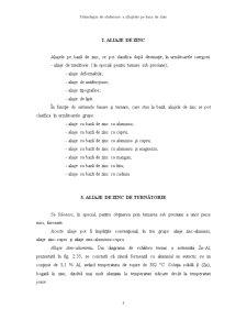Tehnologia de Elaborare a Aliajelor pe Baza de Zinc - Pagina 5