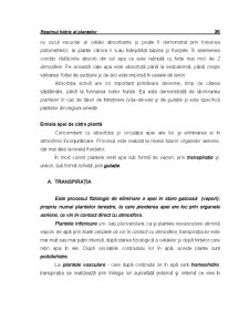 Ecofiziologie Vegetala - Capitolul 3 - Pagina 5