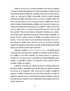 Asigurările Comerciale în România - Pagina 2