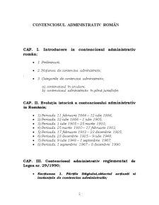 Contenciosul Administrativ Român - Pagina 2