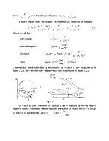 Răspunsul la Frecvență al Sistemelor - Pagina 2