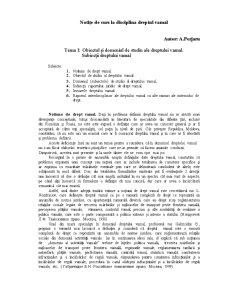 Dreptul Vamal - Pagina 1