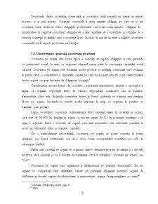 Conducerea și Administrarea Societății pe Acțiuni - Pagina 5