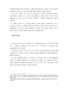 Masuri Asiguratorii in Procesul Civil - Pagina 5