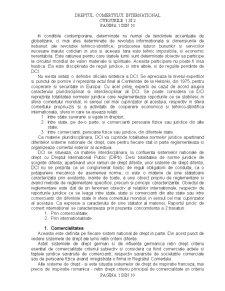 Drept Comercial International - Pagina 1