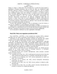 Drept Comercial International -2- - Pagina 5