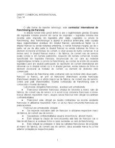 Drept Comercial International -5- - Pagina 1