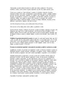 Pension Reform în România - The Present and The Future - Pagina 3
