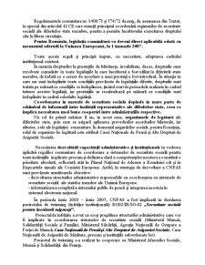 Impactul Aderarii asupra Sistemului de Pensii - Pagina 4