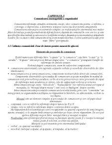 Comunicare Organizationala Curs - Pagina 5