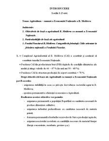 Cursul de Prelegeri la Disciplina de Specialitate Agrotehnică - Pagina 2