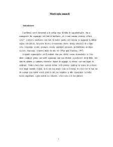 Motivația Muncii - Pagina 2