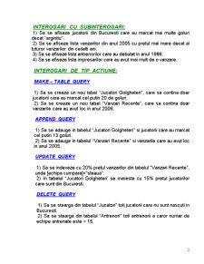 Fotbal - Baze de Date - Pagina 2